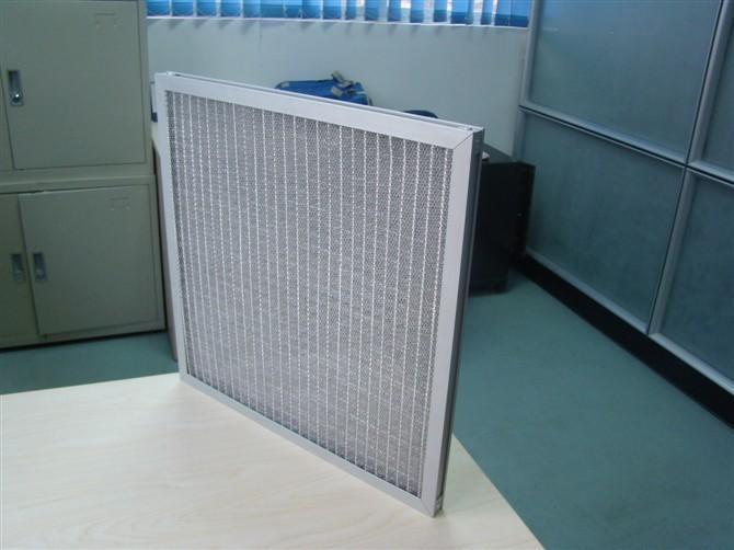 铝网初效过滤器图片