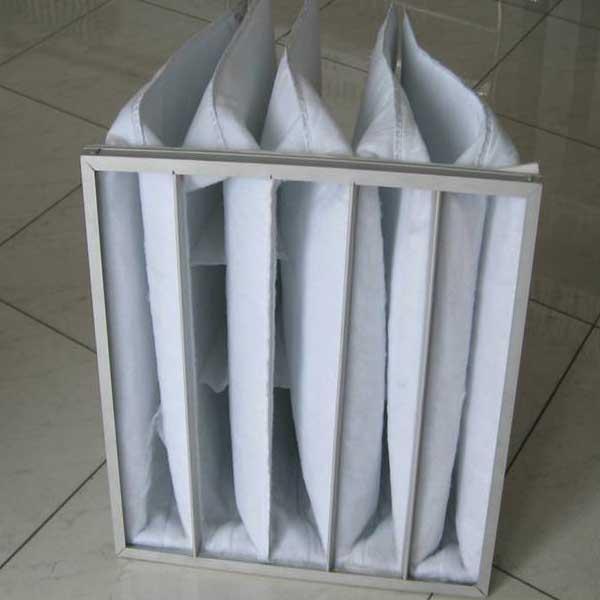 G3级袋式初效空气过滤器图片