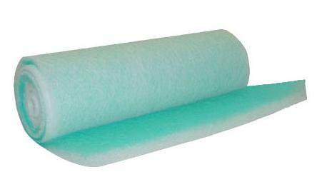 耐高温初效过滤器滤芯采用单丝玻璃纤维组成