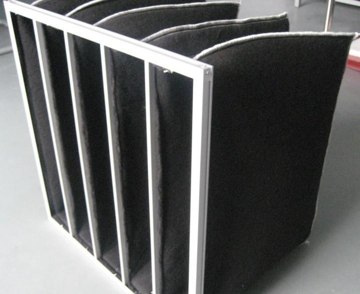 袋式活性炭初效过滤器