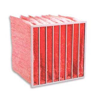 玻纤袋式过滤器的标准防火等级为国际UL-2级,能满足绝大多数场合的需要。