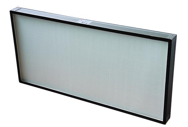 FFU高效过滤器滤料采用超细玻璃纤维制作