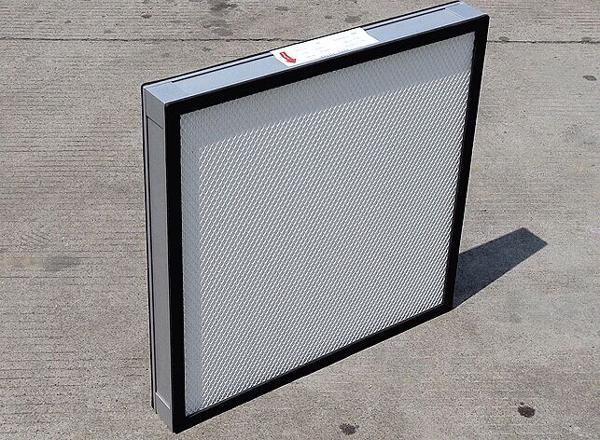FFU高效过滤器主要用于洁净棚顶部