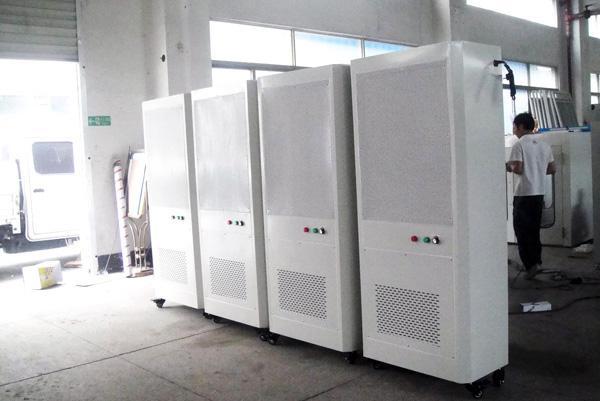空气自净器是一种简单的室内净化送风设备。