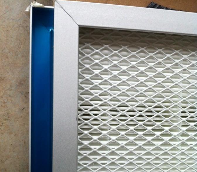 液槽式高效空气过滤器细节