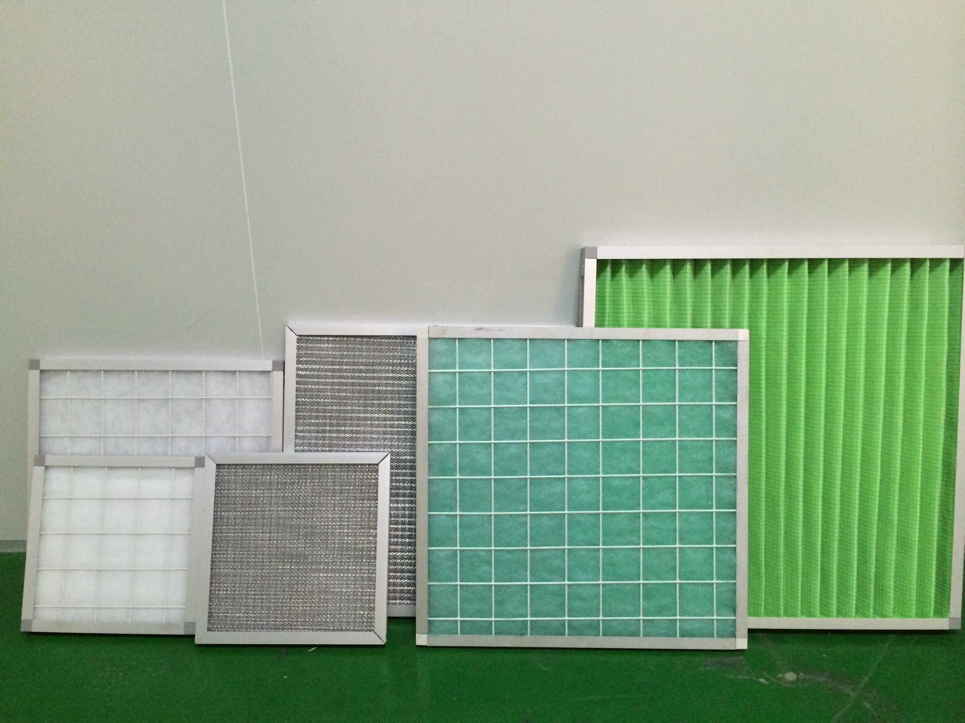 初效过滤器与粗效空气过滤器结构参数
