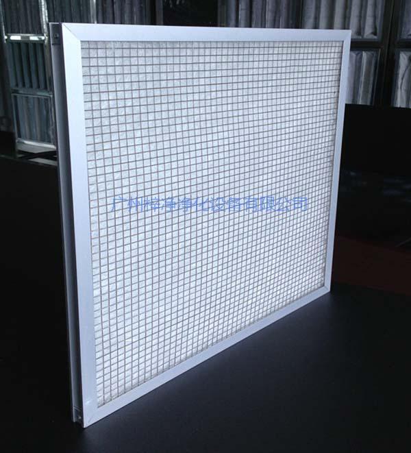 耐高温初效过滤器结构